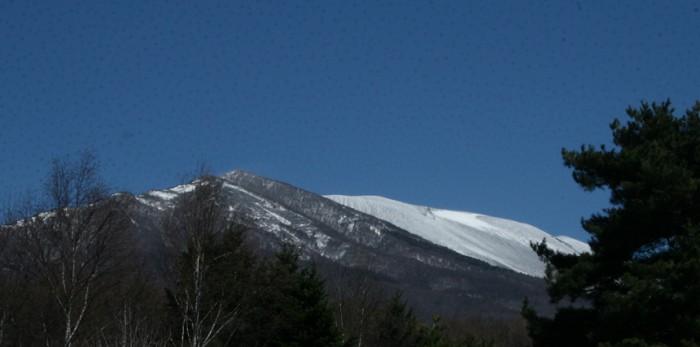 2014春浅間山